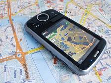 GPS mobile
